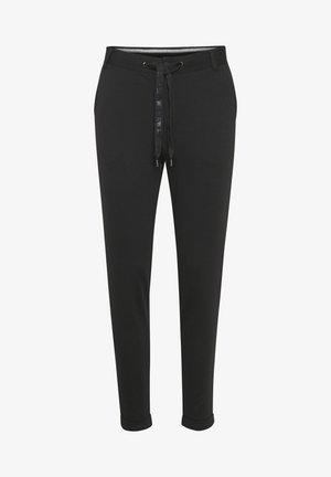 KALORA  - Trousers - black deep
