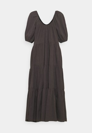 ENDLESS SHORE - Day dress - off black