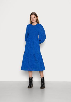NUCAL DRESS - Jurk - princess blue