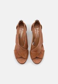 Felmini Wide Fit - ARLENE - Sandals - tierra - 5