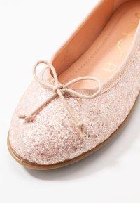 Unisa - SIE - Ballet pumps - rose glitter - 2