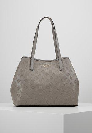 VIKKY - Handbag - taupe