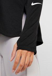 Nike Performance - Long sleeved top - black - 3