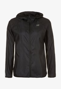 New Balance - Waterproof jacket - black - 0