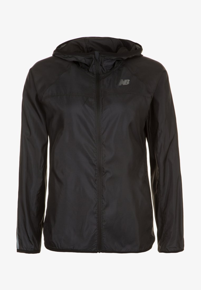 New Balance - Waterproof jacket - black