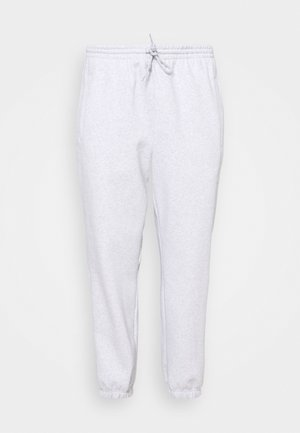 CUFFED PANT - Pantalones deportivos - light grey