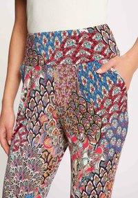 Morgan - Trousers - multi coloured - 3