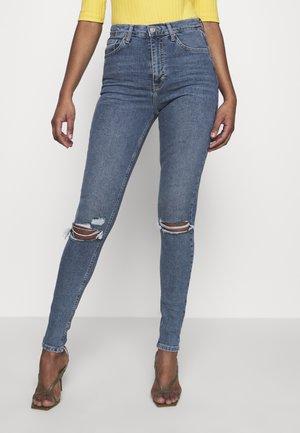 JAMIE ALABAMA - Jeans Skinny Fit - green cast
