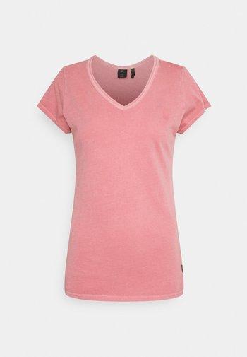 EYBEN - T-shirt - bas - dusty rose