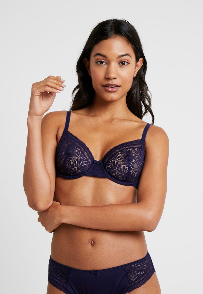 DIM - SUBLIM FASHION UNDERWIRE BRA - Soutien-gorge à armatures - infini blue