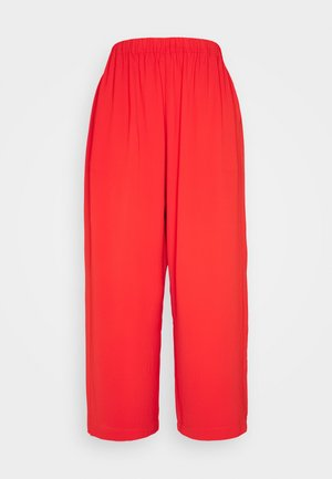 NEW DEMO PANTS - Pantalon classique - emotional red