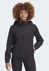 adidas Performance - TERREX AX - Waterproof jacket - black - 0