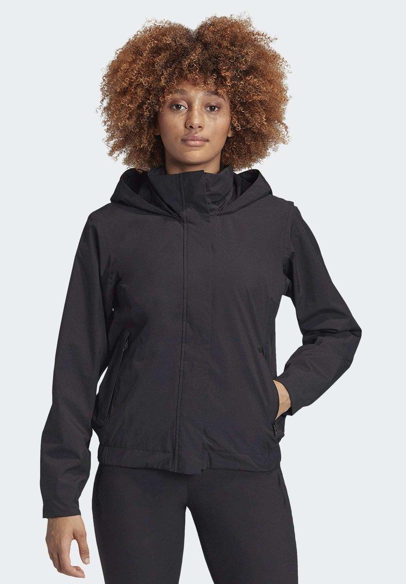 adidas Performance - TERREX AX - Waterproof jacket - black
