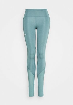FLY FAST TIGHT - Tights - lichen blue