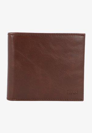 Wallet - medium brown