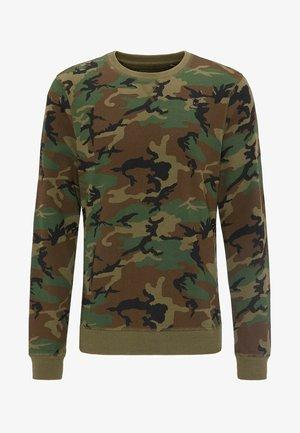 Sweatshirts - olive