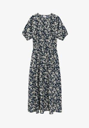 CALABASA - Maxi dress - azul marino oscuro