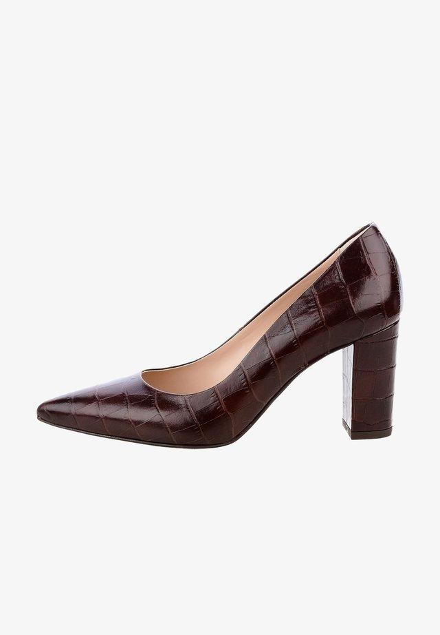 UMBRIATICO  - Klassiska pumps - brązowy