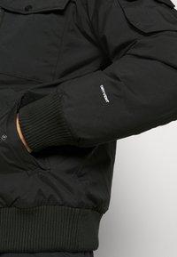The North Face - RECYCLED GOTHAM JACKET VANADIS - Bunda zprachového peří - black - 8