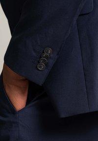 WORMLAND - Suit jacket - marine - 3