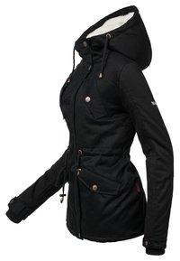 Marikoo - MANOLYA - Winter coat - black - 2
