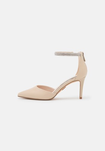 FANNY - Classic heels - beige