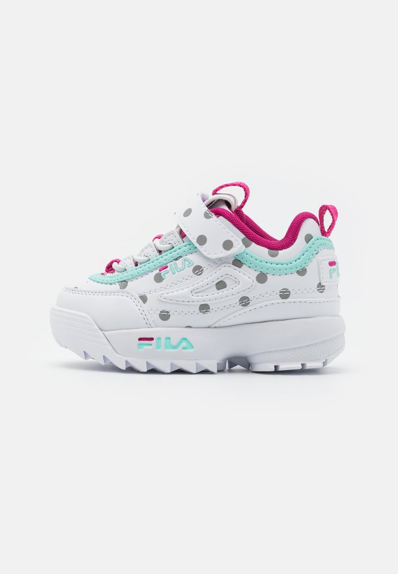 Fila - DISRUPTOR INFANTS - Trainers - white