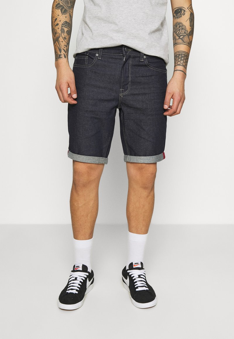 Only & Sons - ONSPLY LIFE - Jeans Shorts - blue denim
