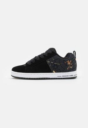 COURT GRAFFIK UNISEX - Scarpe skate - black