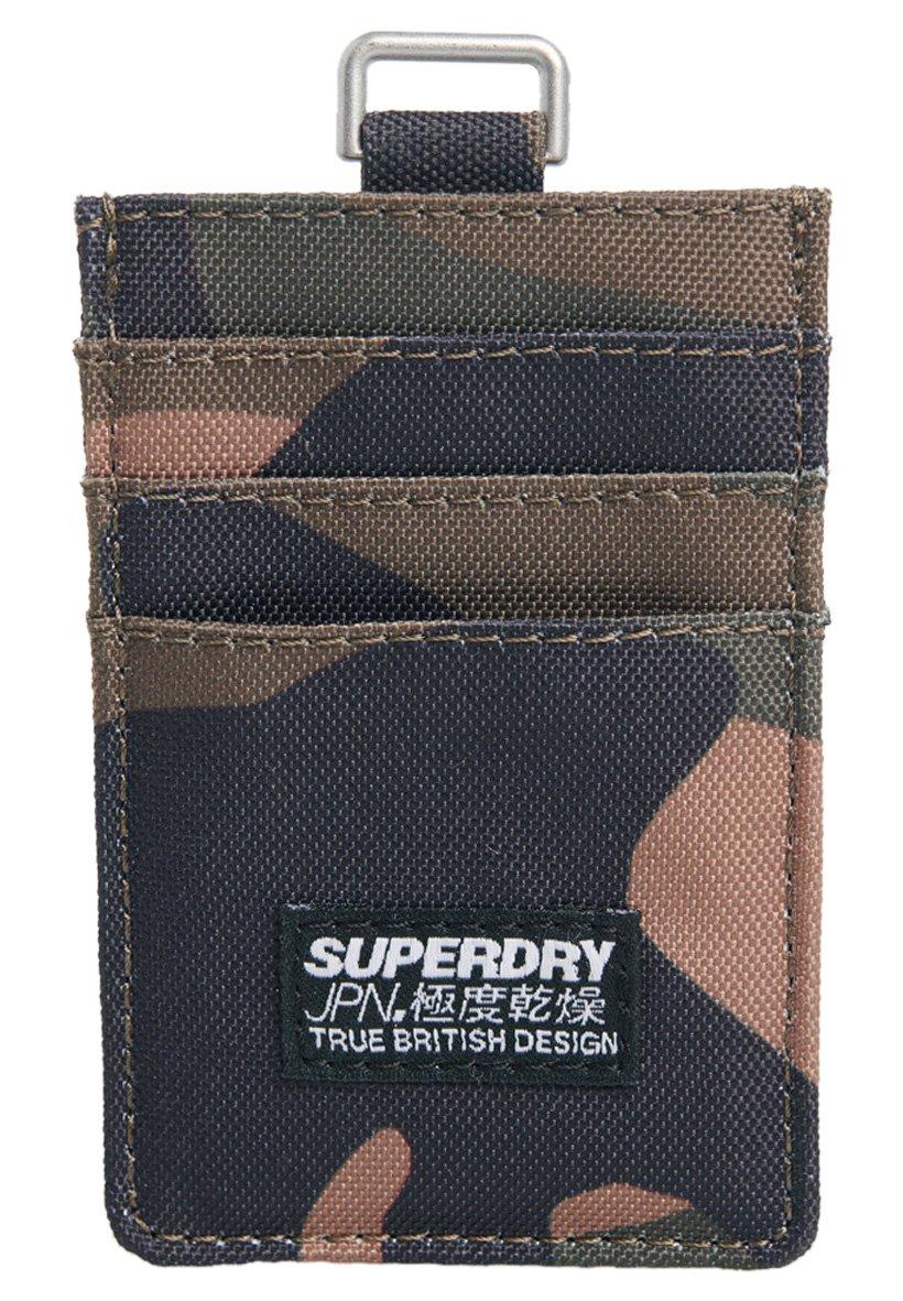 Homme SUPERDRY FABRIC CARD WALLET - Étui pour cartes de visite