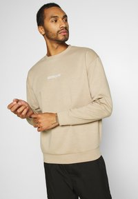Sixth June - BASIC LOGO - Sweatshirt - beige - 3
