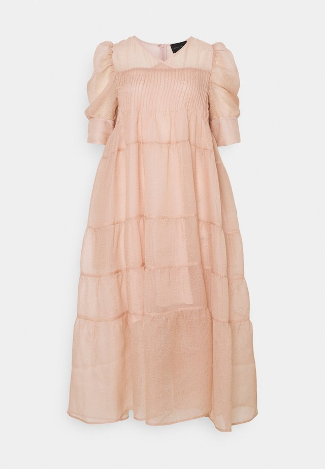 SILLA DRESS - Cocktailjurk - light pink