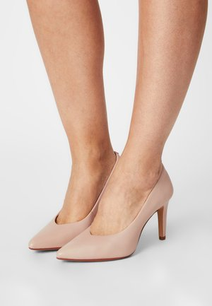 GENOA 85 COURT - Klassiske pumps - light pink