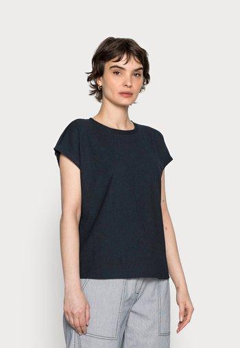 SELUM - Basic T-shirt - mystic blue