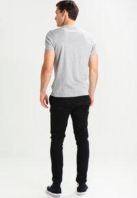 Pepe Jeans - EGGO - Camiseta estampada - grey marlange - 2