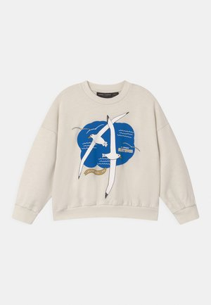 ALBATROSS UNISEX - Sweatshirt - white