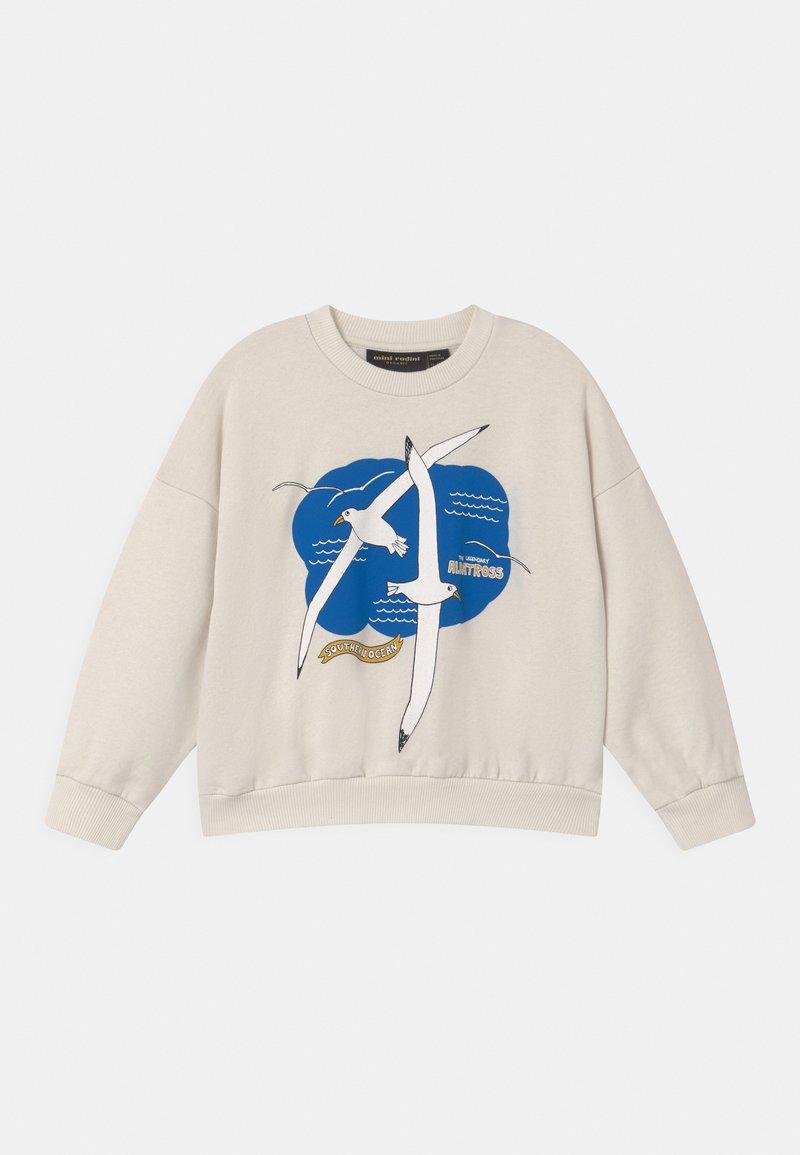 Mini Rodini - ALBATROSS UNISEX - Sweatshirt - white