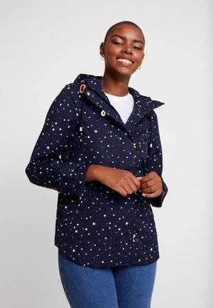 COAST PRINT - Summer jacket - dark blue