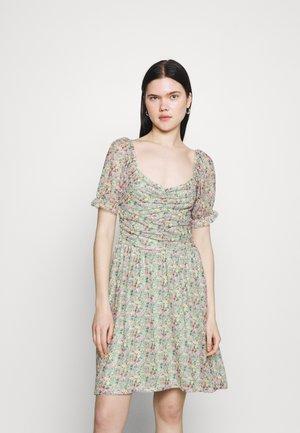VIVOLETTE WILDY DRESS - Day dress - desert sage