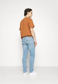 Lee - LUKE - Jeans slim fit - bleached cody - 2