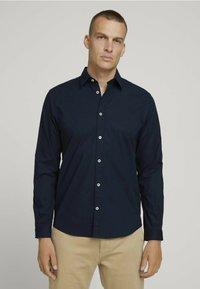 TOM TAILOR - Formal shirt - sky captain blue - 0