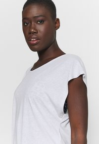 Cotton On Body - ACTIVE SCOOP HEM - T-shirt basic - grey marle - 3