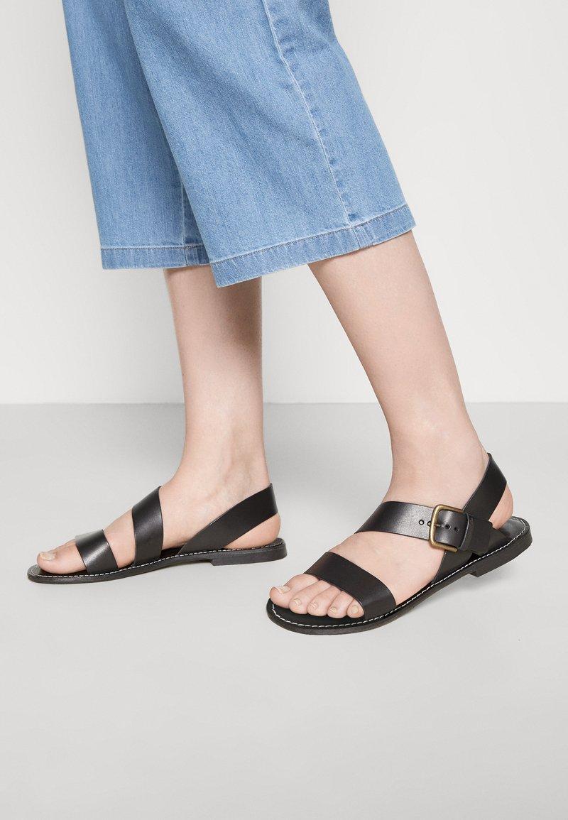 Marc O'Polo - DALIA - Sandals - black