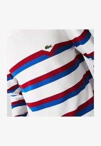 Lacoste - Jumper - blanc/bleu/rouge - 1