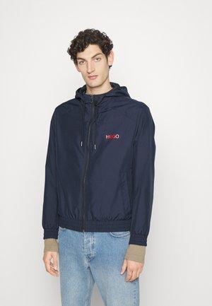 BENJI - Summer jacket - dark blue
