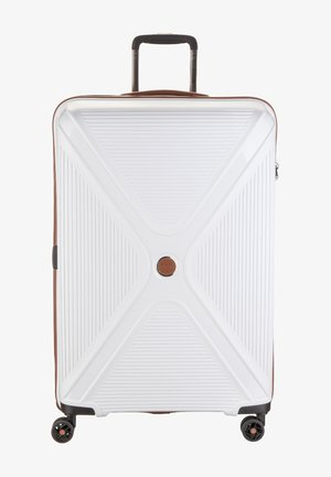 PARADOXX - Wheeled suitcase - white