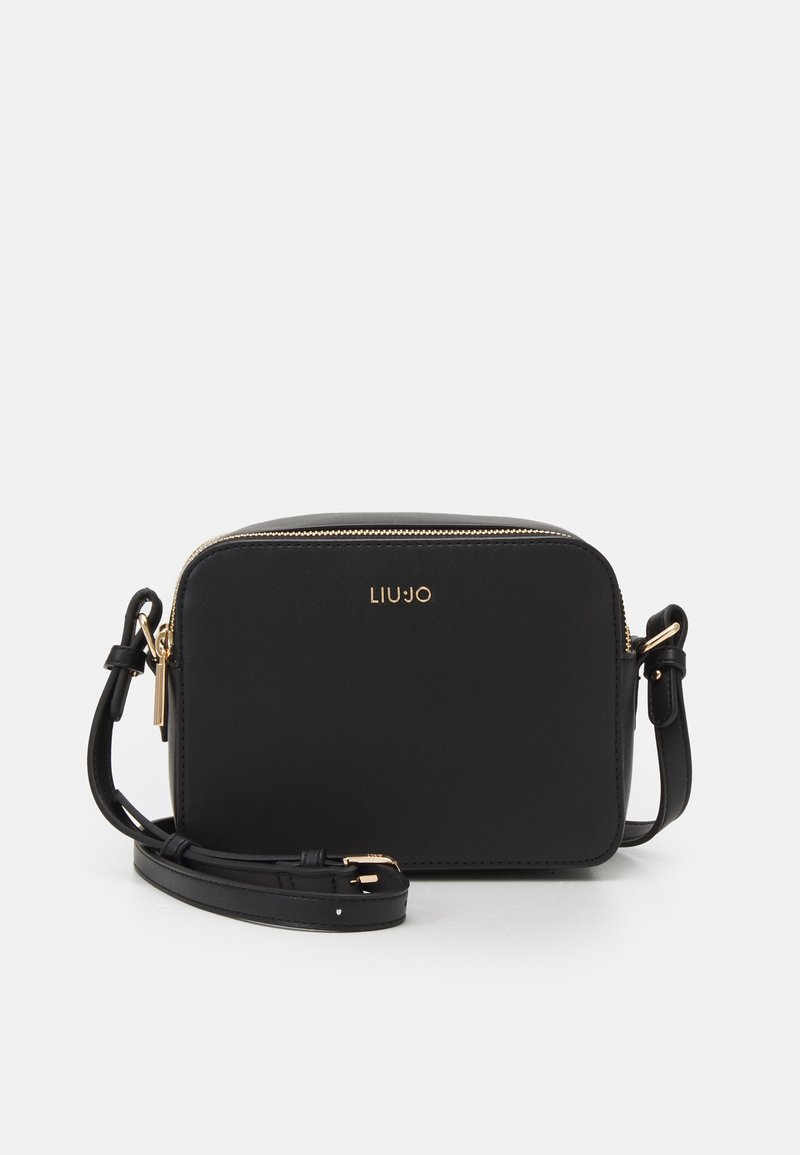LIU JO - S CROSSBODY - Across body bag - nero