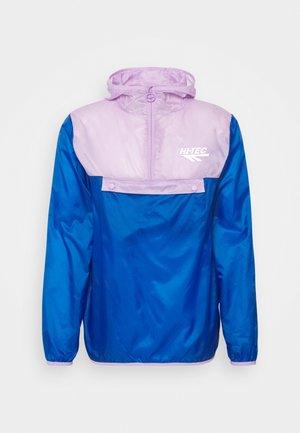 PERCY JACKET - Trainingsvest - purple/blue