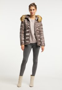 usha - Winter jacket - beige - 1