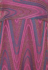 M Missoni - ABITO - Cocktail dress / Party dress - purple - 6